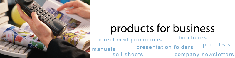 Print Products for Business